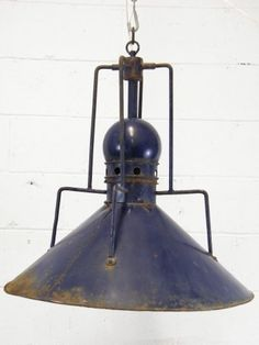 Columbus Architectural Salvage - Large Industrial Light Fixture $350 : salvage lighting - www.canuckmediamonitor.org