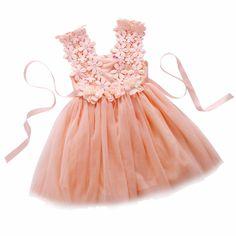 Vestido Festa Infantil Luxo Casual Princesa Frete Gratis - R$ 79,00 em Mercado Livre