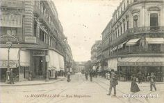 Image associée Montpellier, Street View, Image, Painting, Art, Art Background, Painting Art, Kunst, Paintings