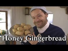 1796 Honey Gingerbread 18th century cooking with Jas Townsend and Son S5E16 - YouTube