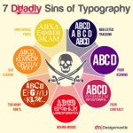 7 Deadly Sins of Typography