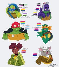 Ninja Turtles Art, Cute Turtles, Baby Turtles, Teenage Mutant Ninja Turtles, Tmnt Human, Turtle Tots, Its Ya Boy, Tmnt 2012, Fan Art