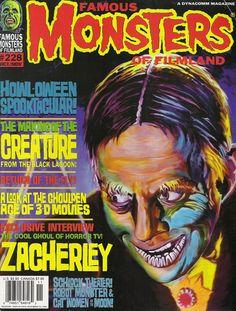Famous Monsters magazine