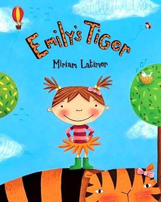 Emily always lets her inner tiger roar when things do not go her way until her grandmother shows her how to turn her angry tiger into a happy one.