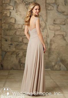 Mori Lee Bridesmaid Dress 106
