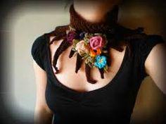 crochet necklace - Google keresés