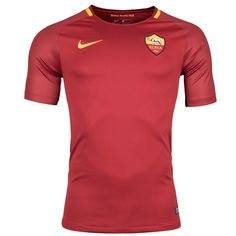 AS Roma Home Soccer Jersey 16/17 This is the AS Roma Home Football Shirt 17/18. The AS Roma 17-18 home kit, once again produced by Nike, features a sponsor-less look. A key change compared to the previous Roma home jersey are differences in the shades of red and yellow used, in line with the crest […]