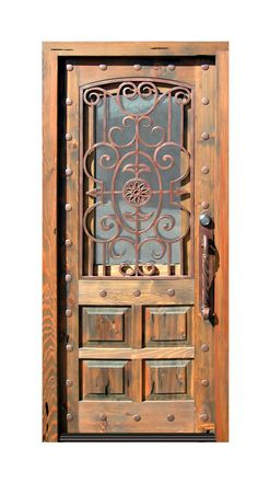 Door - Design From The Historical Record 14th Cen - 3161WI (a bit intimidating? but fun)