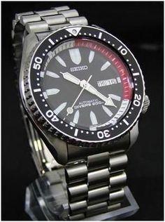 Seiko SKXA53 Automatic Diver