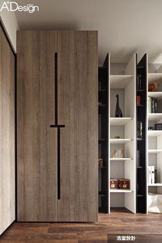 【雙色櫃】深淺色調巧妙搭配,櫃體提味更好看 裝修秘笈 | 愛設計A+Design線上誌 - 室內設計平台