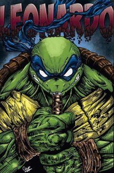 Leonardo • Teenage Mutant Ninja Turtles