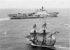 Old School vs. New School Ships