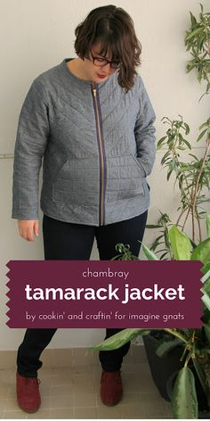 Cookin' & Craftin': Chambray Tamarack Jacket