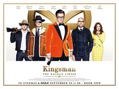Watch online Kingsman: The Golden Circle 2017 HDTS using our fast streaming server or download the movie to watch it offline for free at our website.
