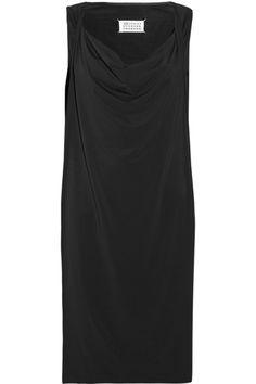 Maison Martin Margiela Layered stretch-jersey dress