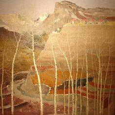 Wu Guanzhong 吴冠中 (1919-2010), Chinese
