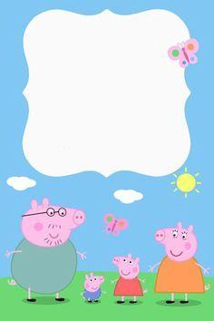 imagenes de peppa pig para imprimir-Imagenes y dibujos para imprimir