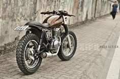 GN250 from ZIFE Design