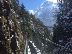 Vanuit Mittenwald in Alpenwelt Karwendel kan je mooi wandelen door de Leutascher Geisterklamm. Een avontuurlijke wandeling in de Duitse Alpen.