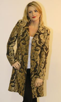 Made to order ladies coat