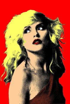 Blondie - what if we did one of the photos like the old school comics?