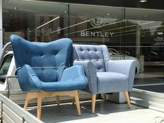 Quality commercial seating customised for the perfect inspired setting. Emerald Blue, Grey Armchair, Swivel Chair, Armchairs, Commercial, Lounge, Inspired, Room, Inspiration