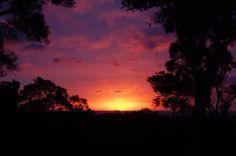 Sunrise in Dunsborough... Stunning!
