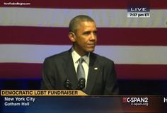 Barack Obama Gives LGBT Speech Where He Openly Mocks The God Of The Bible (VIDEO) - Now The End Begins