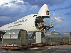 As of May UPS Airlines has an active fleet of 234 aircraft with an average age of years, and another 4 aircraft on order. In addition, the airline charters 296 aircraft. Ups Airlines, Cargo Airlines, Freight Forwarder, Cargo Aircraft, United Parcel Service, Aviation Image, Air Photo, Boeing 747, Boeing Planes