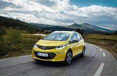 Opel Ampera-e zum ECOBEST 2016 gewählt