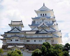 Himeji Castle — Photo by LN (https://www.facebook.com/ln.rouze/)