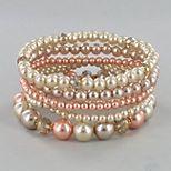Spring Romance Bracelet Set - Charming Charlie