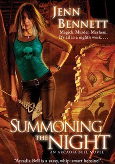 Okładka książki Summoning the Night