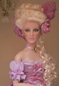 ~parisian style fashion art doll