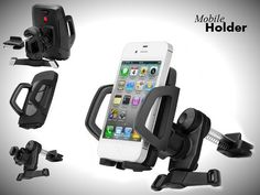 top car accessories luxurious ride- Mobile Holder