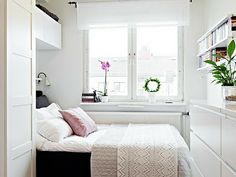 Very Small Bedrooms a gallery of inspiring small bedrooms | bedrooms, galleries and