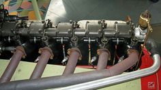 Some more detail photos of the Albatros DV - The Vintage Aviator Aircraft Engine, Fighter Aircraft, Model Airplanes, Model Building, Zeppelin, Motor Car, Wwii, Aviation, Engineering