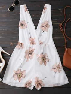 GET $50 NOW | Join Zaful: Get YOUR $50 NOW!http://m.zaful.com/double-v-neck-sleeveless-beach-romper-p_281896.html?seid=52c8ovhpnbmca6thskecj08705zf281896