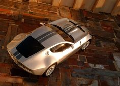 2004 Ford Shelby GR1 Concept