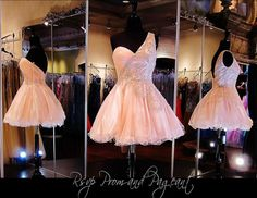 100JV030020325-PINK HOMECOMING DRESS This One Shoulder Light Pink Homecoming Dress is totally Adorable and so Sweet! Buy it now at Rsvp Prom and Pageant in Lawrenceville, GA or online at http://rsvppromandpageant.net/collections/short-dresses/products/100jv030020325-pink-homecoming-dress