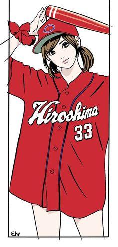"""江口寿史 on Twitter: """"いやーカープが三連覇するような世界になるとは…パイレーツを描いてた40年前からすると夢のようですね!おめでとうございます!… """" Character Art, Character Design, Manga Artist, Drawing Poses, Anime Style, Love Art, Japanese Art, Aesthetic Anime, Female Art"""