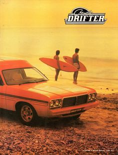 1977 CL Chrysler Drifter Panel Van Centrefold Page 2 Aussi… Australian Muscle Cars, Aussie Muscle Cars, Chrysler Valiant, Chrysler New Yorker, Van Car, Chrysler Cars, Advertising Poster, Custom Paint, Vintage Advertisements
