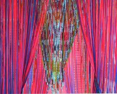 London based artist Jonathan Gabb breaks boundaries by embracing the idea of paint as an object.