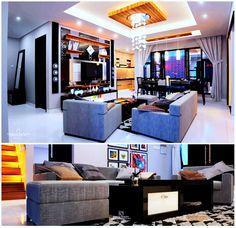 Interior Design Living Room – Pandu House | #Arsitek #DesainInterior #LivingRoom #Architecchi