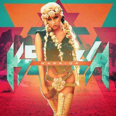 Ke$ha - Ke$ha - Warrior made by Benikari47