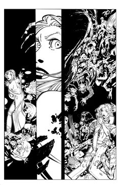 X-Men 7 page 18 by Chris Bachalo & TimTownsend on deviantART