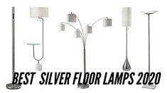 Best Silver Modern Floor Lamps 2020   Winding Willows Furniture Willow Furniture, Silver Floor Lamp, Modern Floor Lamps, Chandelier, Ceiling Lights, Stuff To Buy, House, Ideas, Home Decor