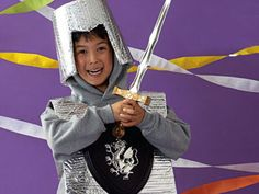 20 Homemade Halloween Costumes for Kids | Reader's Digest