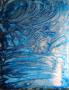"""Into The Blue 11"""" x 14"""""""