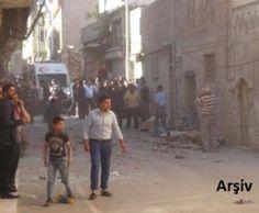 IŞİD'le örtülü bir savaş halimi? Kilis'e 5 roket mermisi atıldı   Haberhan Siyasi Güncel Haber Sitesi